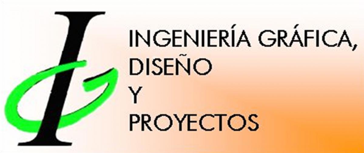 LOGOTIPO DEL DEPARTAMENTO DE INGENIERÍA GRÁFICA, DISEÑO Y PROYECTOS