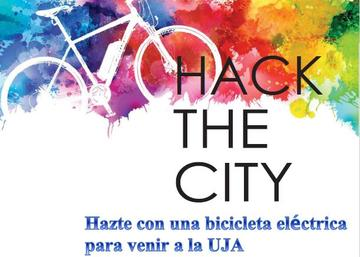 Imagen del Cartel del Programa Hack the City