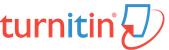 Logo de turnitin, el detector de plagios adquirido por la universidad