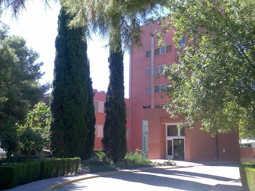 Foto del Edificio Bachiller Pérez de Moya C-2