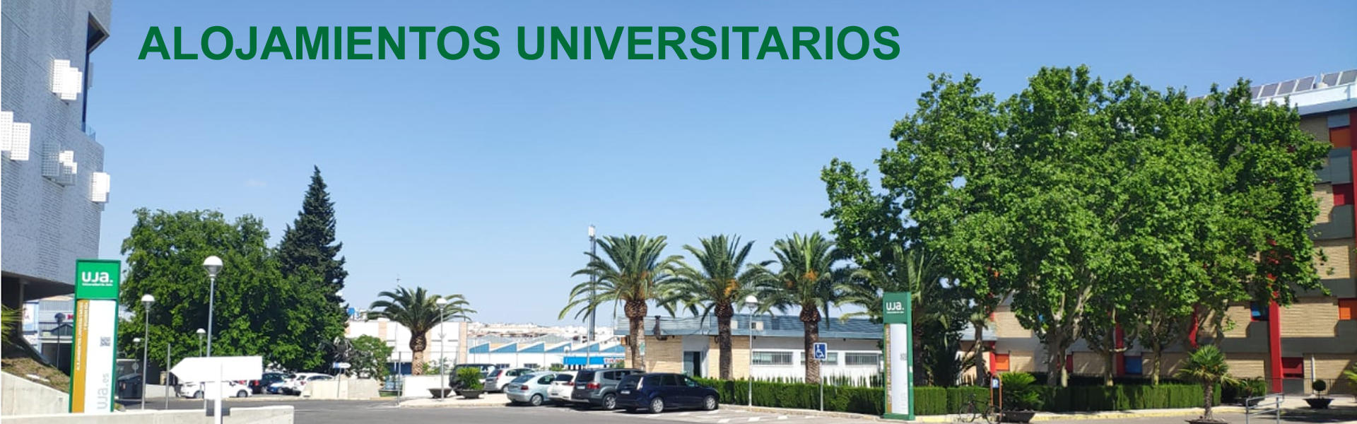 Colegio Mayor Domingo Savio y Apartamentos Universitarios de la UJA